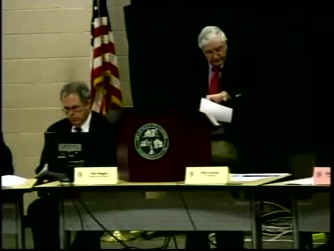 2016 Town Meeting Deliberative Session, February 2, 2016